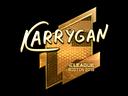 karrigan (Gold) | Boston 2018