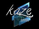 Kaze (Foil) | Boston 2018