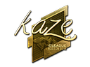 Kaze (Gold) | Boston 2018