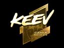 keev (Gold) | Boston 2018