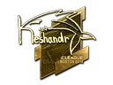 keshandr (Gold) | Boston 2018