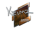 KRIMZ (Foil) | Boston 2018