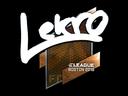 Lekr0 (Foil) | Boston 2018