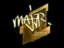 MAJ3R (Gold) | Boston 2018