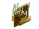 Nifty (Gold) | Boston 2018