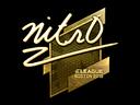 nitr0 (Gold) | Boston 2018