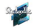 Skadoodle (Foil) | Boston 2018