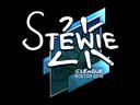 Stewie2K (Foil) | Boston 2018