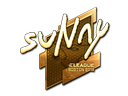 suNny (Gold) | Boston 2018