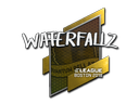 waterfaLLZ | Boston 2018