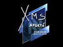 xms (Foil) | Boston 2018