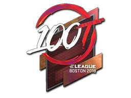 100+Thieves+%28Holo%29+%7C+Boston+2018