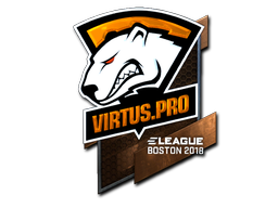 Virtus.Pro+%28Foil%29+%7C+Boston+2018