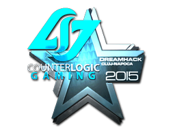 Counter+Logic+Gaming+%28Foil%29+%7C+Cluj-Napoca+2015