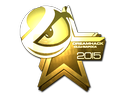 Sticker | Luminosity Gaming (Gold) | Cluj-Napoca 2015