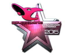 mousesports+%28Foil%29+%7C+Cluj-Napoca+2015