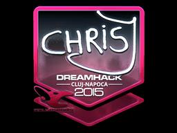chrisJ+%28Foil%29+%7C+Cluj-Napoca+2015