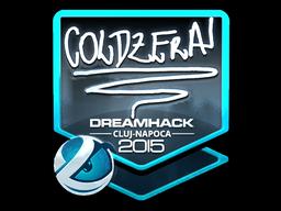 coldzera+%28Foil%29+%7C+Cluj-Napoca+2015