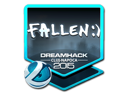 FalleN+%28Foil%29+%7C+Cluj-Napoca+2015