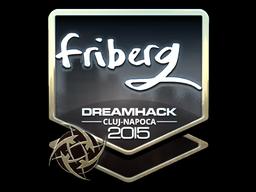 friberg+%28Foil%29+%7C+Cluj-Napoca+2015