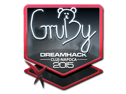GruBy+%28Foil%29+%7C+Cluj-Napoca+2015