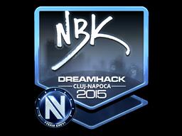 NBK-+%28Foil%29+%7C+Cluj-Napoca+2015