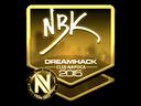 NBK- (Gold) | Cluj-Napoca 2015