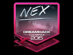nex+%28Foil%29+%7C+Cluj-Napoca+2015
