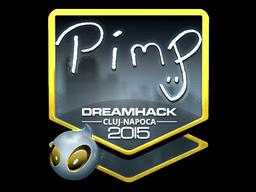 Pimp+%28Foil%29+%7C+Cluj-Napoca+2015