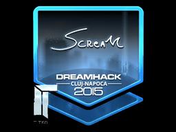 ScreaM+%28Foil%29+%7C+Cluj-Napoca+2015