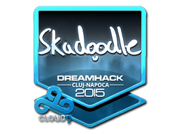 Skadoodle+%28Foil%29+%7C+Cluj-Napoca+2015