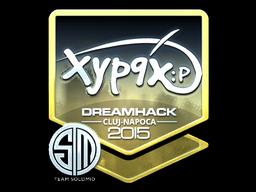Xyp9x+%28Foil%29+%7C+Cluj-Napoca+2015