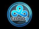 Cloud9 (Foil) | Cologne 2014