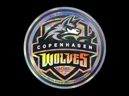 Copenhagen+Wolves+%28Holo%29+%7C+Cologne+2014