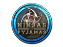 Ninjas in Pyjamas (Foil) | Cologne 2014
