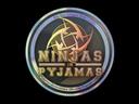 Ninjas in Pyjamas (Holo) | Cologne 2014