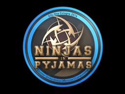 Ninjas+in+Pyjamas+%7C+Cologne+2014