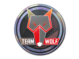 MTS+GameGod+Wolf+%28Holo%29+%7C+Cologne+2014