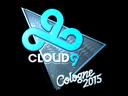 Cloud9 G2A (Foil) | Cologne 2015