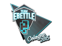 Team eBettle | Cologne 2015