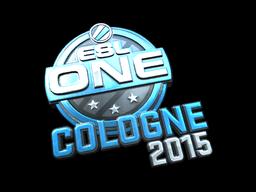 ESL+%28Foil%29+%7C+Cologne+2015
