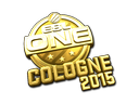 Sticker | ESL (Gold) | Cologne 2015