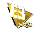 Sticker | Flipsid3 Tactics (Gold) | Cologne 2015
