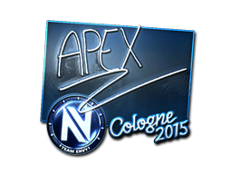 apEX+%28Foil%29+%7C+Cologne+2015