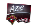 AZR (Foil) | Cologne 2015