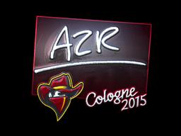 AZR+%28Foil%29+%7C+Cologne+2015