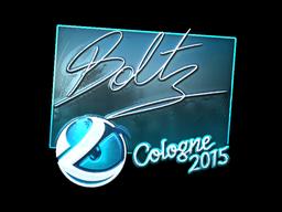 boltz+%28Foil%29+%7C+Cologne+2015