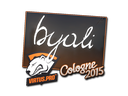 byali | Cologne 2015