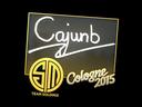 cajunb | Cologne 2015