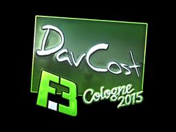 DavCost+%28Foil%29+%7C+Cologne+2015
